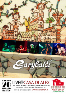 GARYBALDIWEB